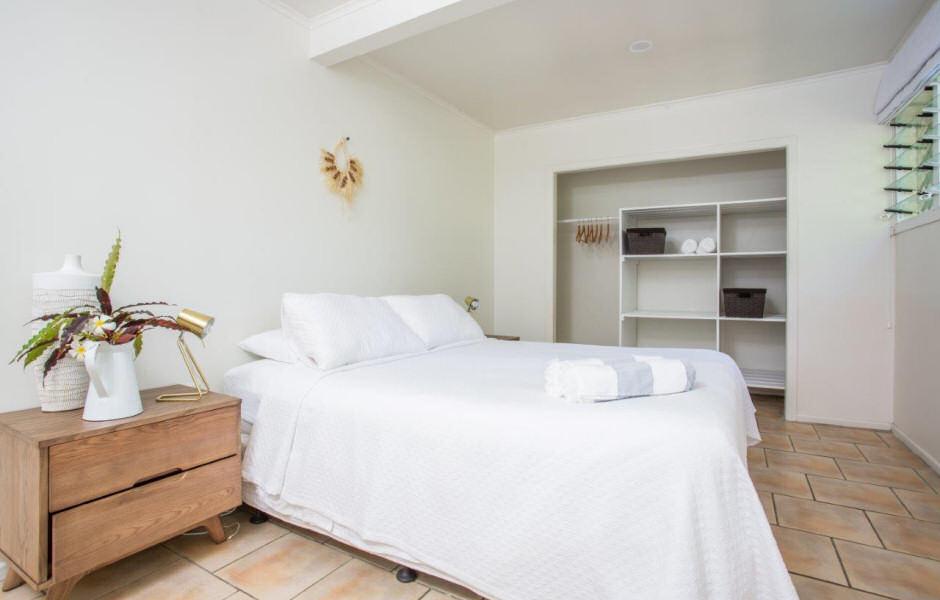 Bedroom - Kavera Beach House, Rarotonga