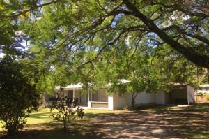 Kavera House garden